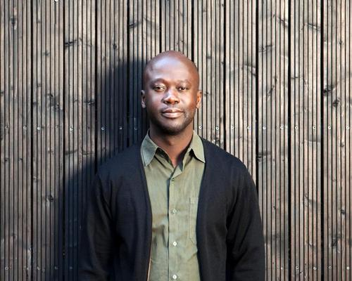 David Adjaye will speak on a panel discussing 'blackness' and its impact on architecture and urban design