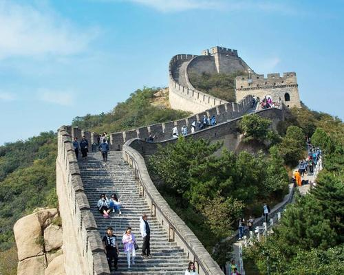Hadrian's Wall joins with Great Wall of China to boost tourism