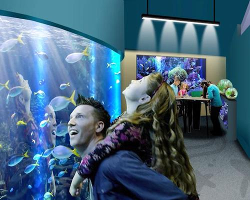 Renovation work starts on Manhattan Beach's pier aquarium