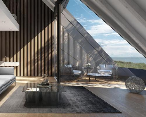 The project is scheduled to open in 2020 / Ingenhoven Architects