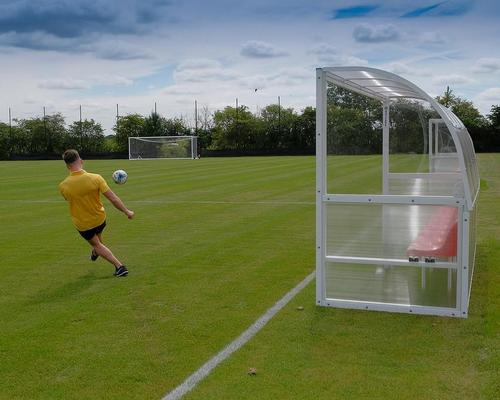 The new training ground has been built to professional standards to cater for referee and player coaching / Hallmark Hotels