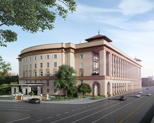 Historic Myanmar building transformed to Kempinski with three storeys of wellness