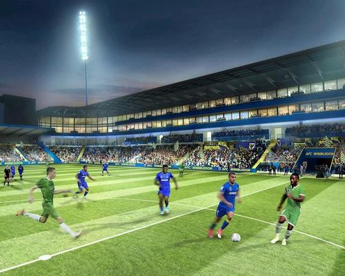 AFC Wimbledon gets green light to build new Plough Lane stadium