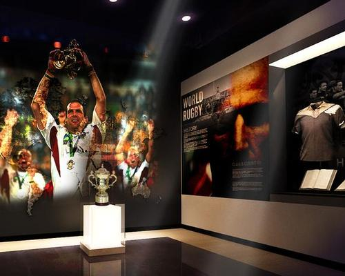 Mather and Co to design Twickenham's World Rugby Museum
