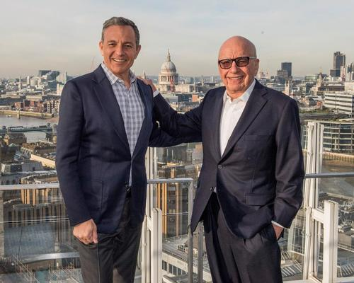 Bob Iger extends contract to 2021 as Disney acquires Fox in US$52.4bn mega-deal
