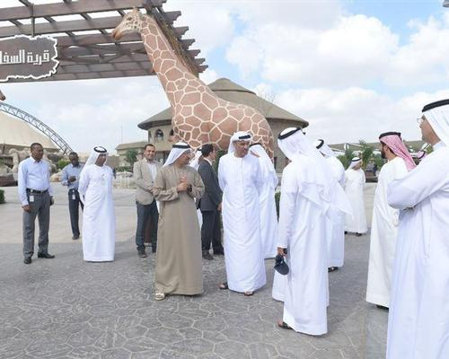 Dubai Safari welcomes guests on soft launch ahead of January opening