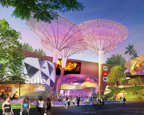 Cambodian developer plans Europe-inspired theme park