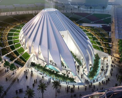 Calatrava took inspiration from the falconry expeditions said to be held by the UAE's founder, Sheikh Zayed bin Sultan Al Nahyan / Wam