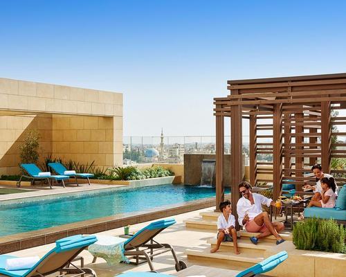 Fairmont Amman spa with Dead Sea pool to open in Jordan