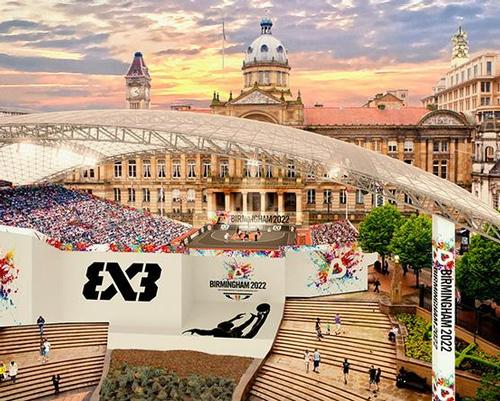 Birmingham named host city for 2022 Commonwealth Games