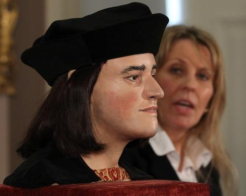 The face of King Richard III has been recreated based on the remains discovered in the car park / Gareth Fuller/PA Archive/PA Images