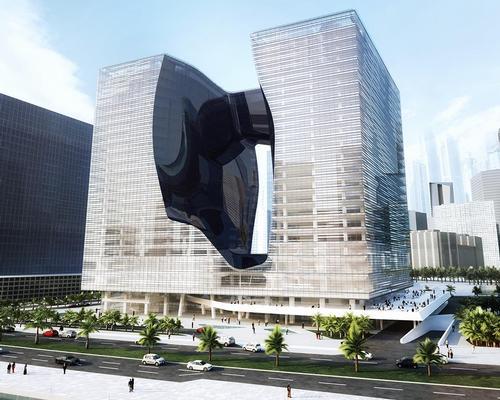 The Opus by Zaha Hadid Architects / Zaha Hadid Architects