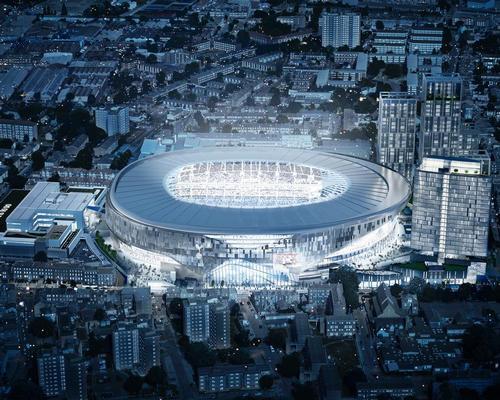 White Hart Lane by Populous / Populous