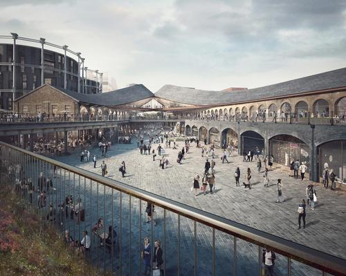 Coal Drops Yard, London by Heatherwick Studio / Heatherwick Studio