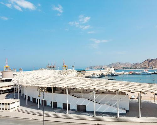 The Muttrah Fish Market is a hub for the local fishing industry, but is also a focal point and destination for both the community and international tourists / Firas Al Raisi, Luminosity Productions