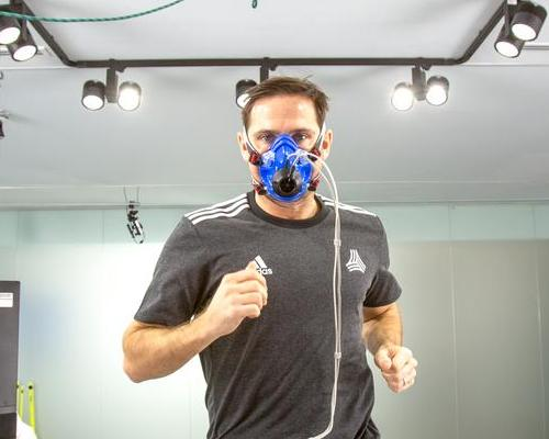 Video: Frank Lampard tests 'sports clinic of the future'