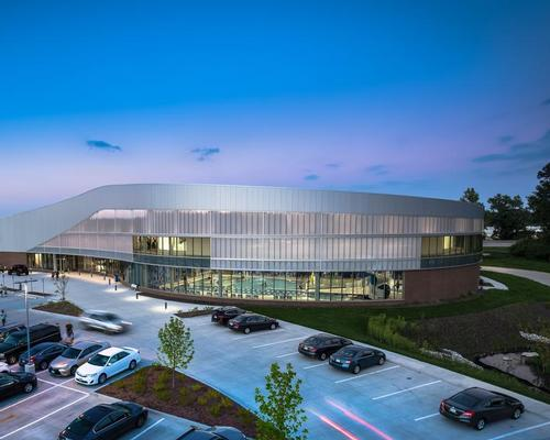 CannonDesign craft Maryland Heights sports and wellness centre