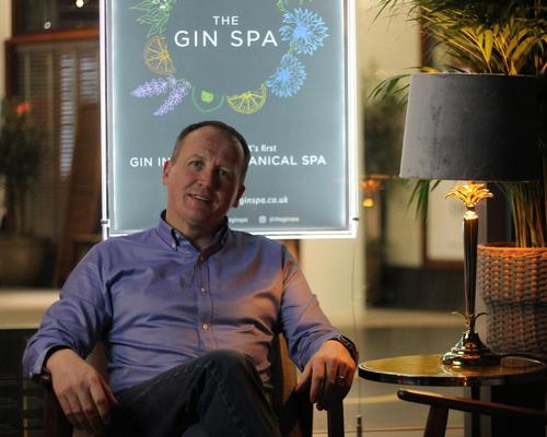 A different kind of tonic: UK's first gin spa opens in Scotland