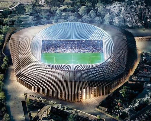 The new stadium is expected to cost up to £1bn / Herzog & de Meuron