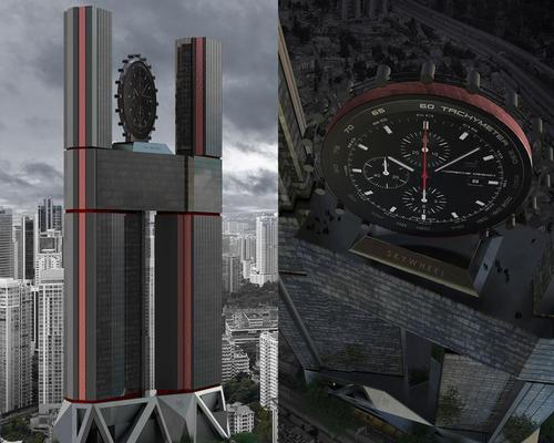 World's highest Ferris wheel to sit atop RM2.2bn FA Porsche building