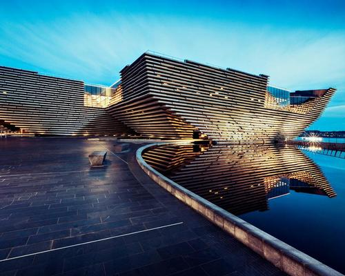 V&A Dundee, Scotland's first design museum, will open to the public on Saturday 15 September 2018, it has been revealed / V&A Dundee