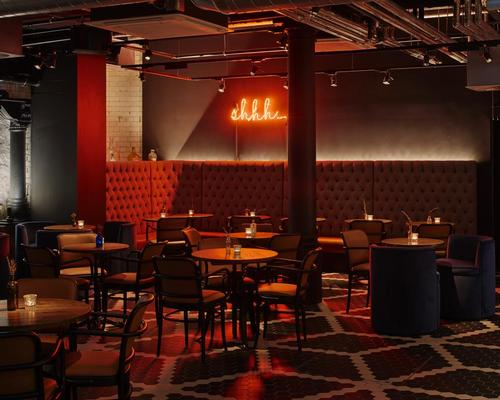 Jestico + Whiles create subterranean speakeasy and restaurant below historic Corn Exchange