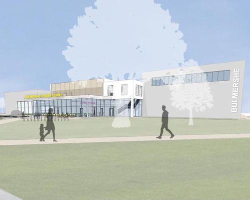 Plans confirmed for £14.5m Bulmershe Leisure Centre