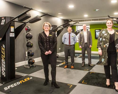 Bannatyne Group introduces Speedflex to Scottish fitness market