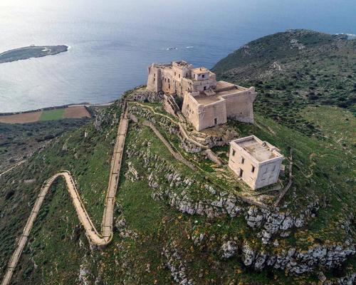 The municipality wants to transform the site into 'one of the most atmospheric centres of contemporary art in the Mediterranean' / YAC