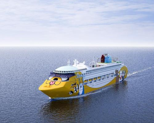 Cartoon Network takes to the high seas with world-first immersive cruise ship