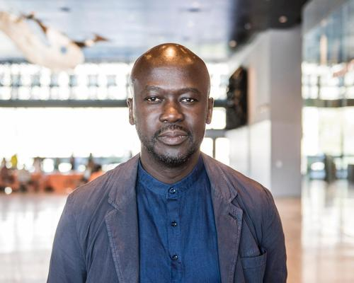 The design concept was created by Sir David Adjaye / Alex Fradkin