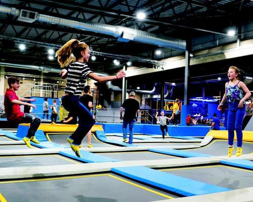 The partnership includes an agreement for Oxygen Freejumping's court monitor staff to be trained by British Gymnastics tutors to achieve UKCC qualifications / Oxygen Freejumping