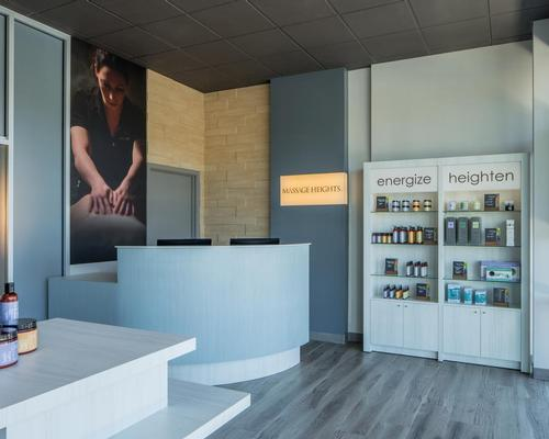 Massage Heights has reportedly earned US$100m in the last year