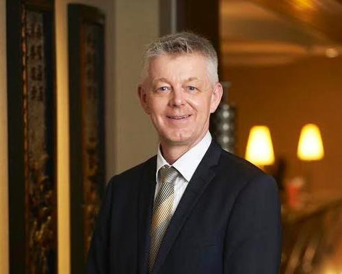 Andrew Gibson, Accor Hotels' vice president of wellbeing, is chair of the new association