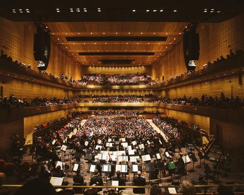 The Queen Elisabeth Hall has now officially opened, and is already receiving acclaim / Jesse Willems