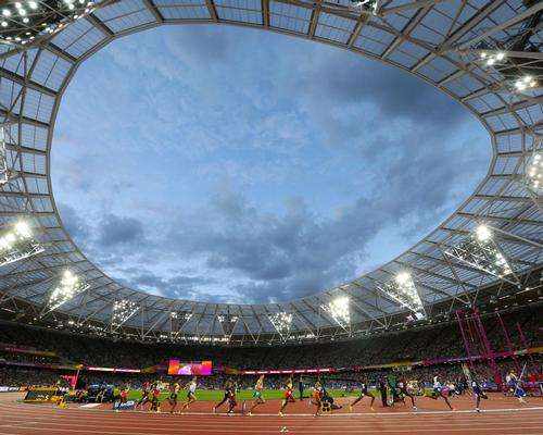 Athletics World Cup to launch in London with eight teams all led by female captains