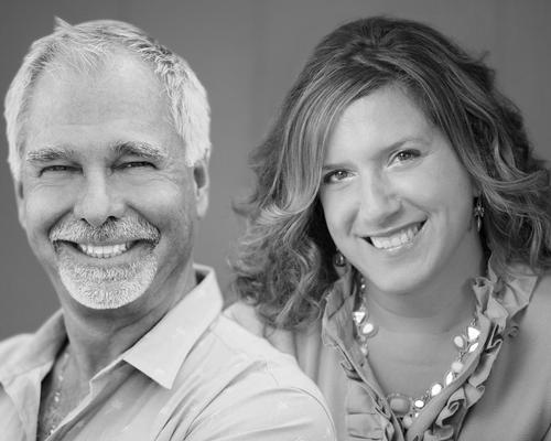 Tony de Leede, left, and Mia Kyricos will chair the annual Global Wellness Summit