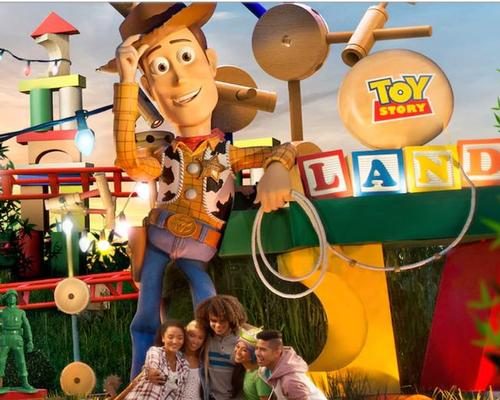 New lands will immerse visitors in Toy Story, says Iger