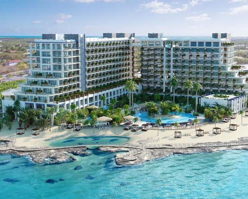 Facilities at the Grand Hyatt Grand Cayman will include a 9,000sq ft destination spa