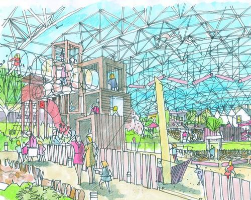 SkyDome will mean families can enjoy a range of activities whatever the weather