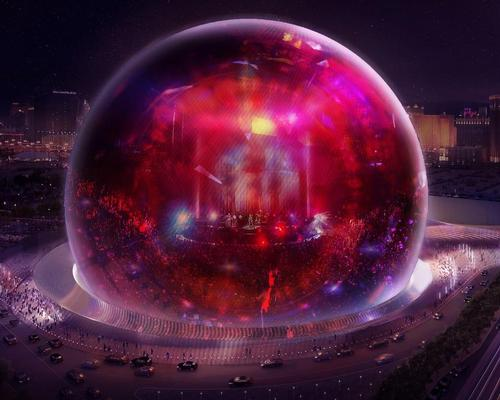 MSG Spheres are planned for London and Las Vegas