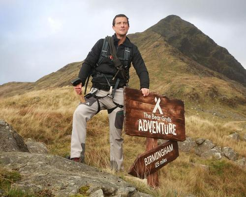 Bear Grylls Adventure comes first to Birmingham later this year / Bear Grylls Adventure