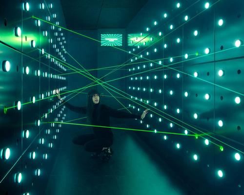 Guests will enter the enigmatic world of code-breakers, spycatchers, hackers and undercover agents at SPYSCAPE / Scott Frances for SPYSCAPE