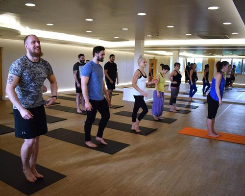 Private Surrey health club launches Hot Yoga Club