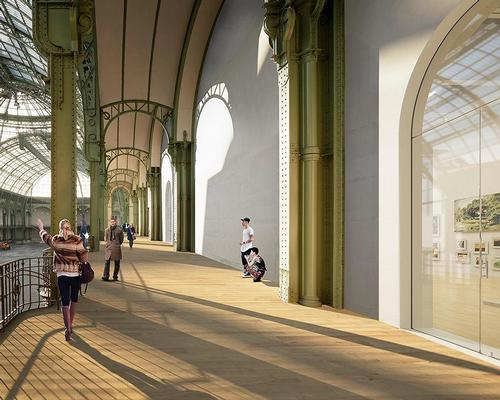 Revealed: Paris's historic Grand Palais set for major transformation