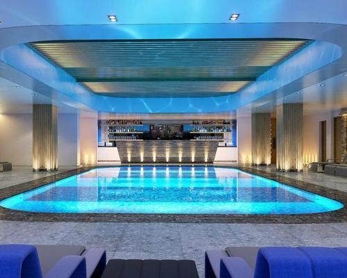 Limassol's Parklane reveals spa details ahead of summer opening
