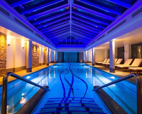 Scotland's Kohler Waters Spa reopens after multi-million pound renovation