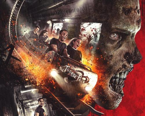 Thorpe Park announces plans for world first Walking Dead rollercoaster