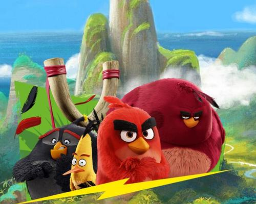 Angry Birds World set to land in Qatar mall