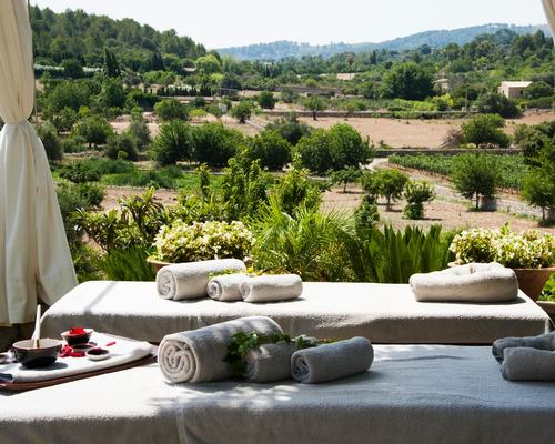 Mallorcan monastery hotel adds nature-focused spa